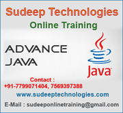 Advanced Java Online Training Institute in Hyderabad