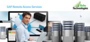 SAP Installation | SAP Online Access | SAP Remote Access Services