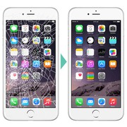 What to do about a cracked iPhone screen
